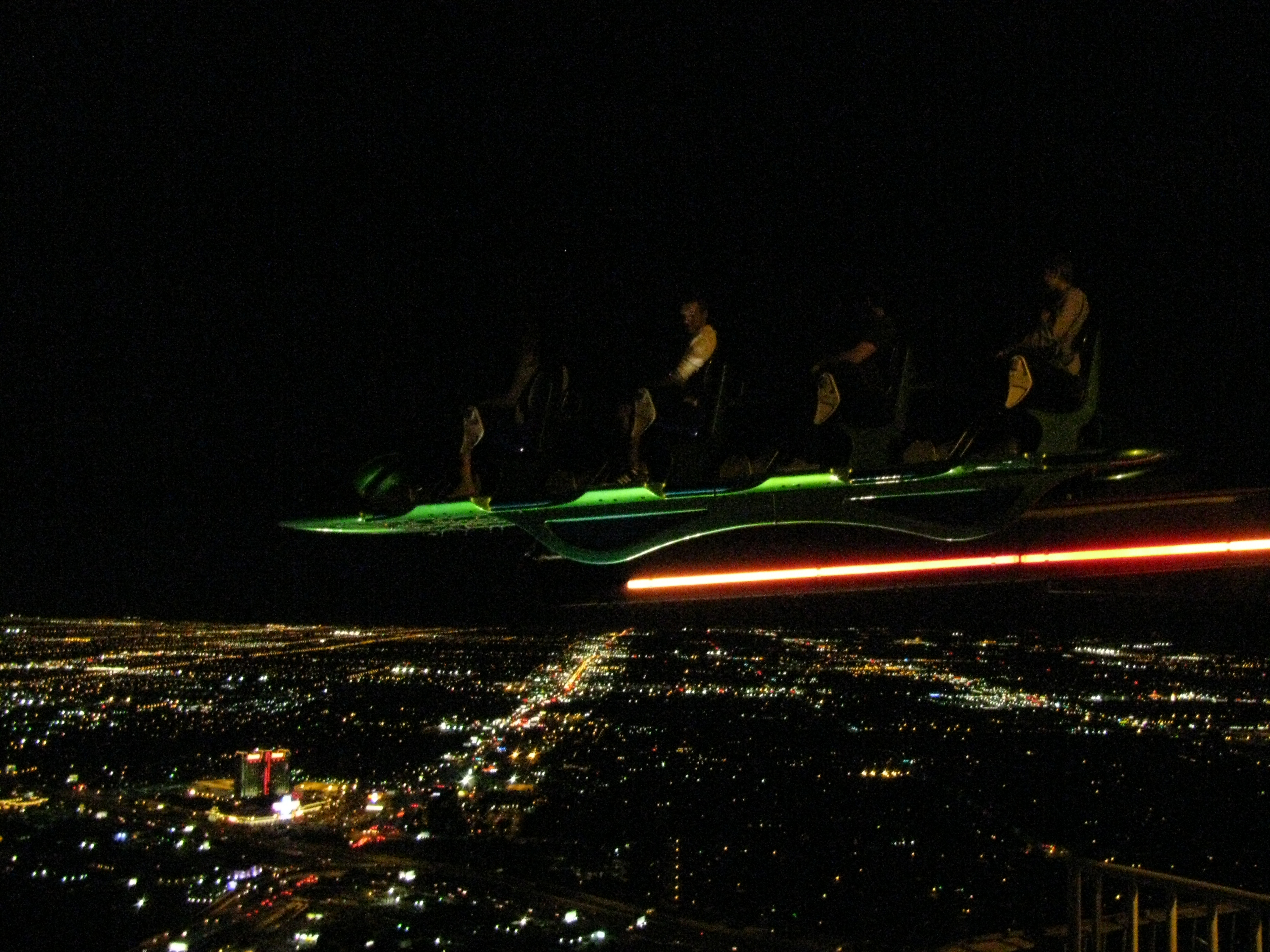Freemont and Stratosphere
