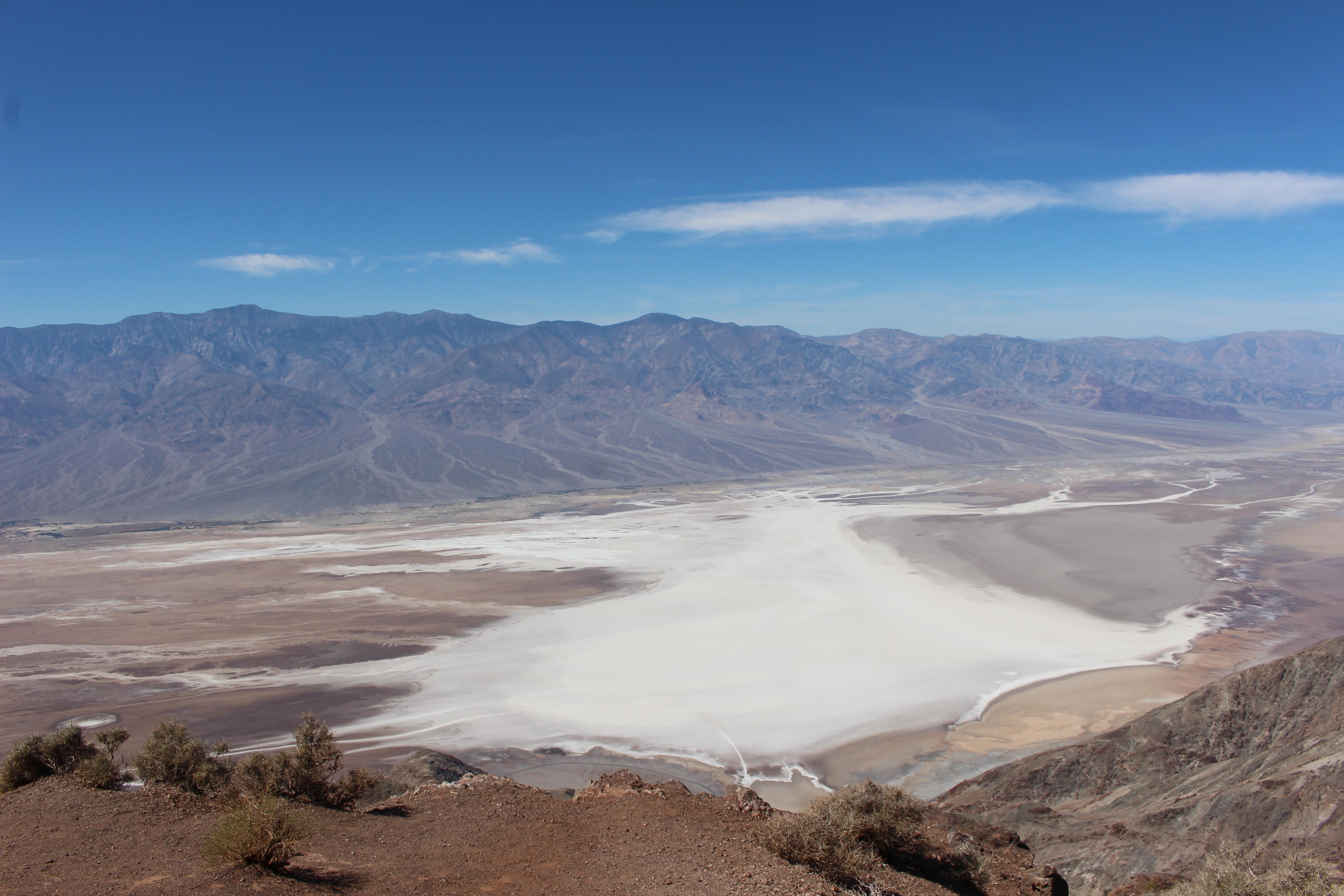 Las Vegas – Death Valley